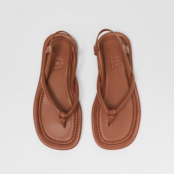 Limited Edition Zara Tube Strap Sandals